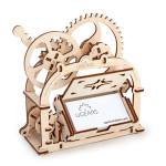 Puzzle mécanique en bois Boîte mécanique