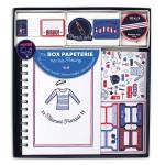 Kit de papeterie Frenchy