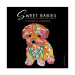 Illustrations à colorier Sweet Babies