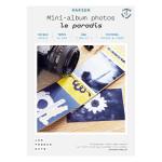 Kit papier Mini-albums le paradis