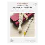 Kit DIY Porte-clés nœuds & torsades