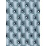 Feuille Décopatch - Capitons gris - 30 x 40 cm