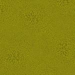 Feuille Décopatch - Rosaces sur fond vert - 655 - 30 x 40 cm