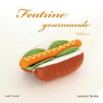 Livre feutrine gourmande - Volume 2