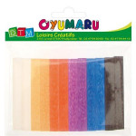 Pâte à modeler Oyumaru assortiment n°2 set de 12 - Assortiment