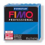 Pâte polymère Fimo Pro 85 g - 300 - Bleu