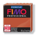 Pâte polymère Fimo Pro 85 g - 74 - Terre cuite