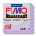 Pâte polymère Fimo Effect 56g - 605 - Lilas pastel