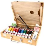 Coffret Peintures acryliques Van Gogh - 12 x 40 ml
