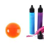 Peinture 3D Slow & Art 30 ml Translucide - Orange