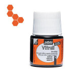 Peinture pour verre Vitrail 45 ml - 16 - Orange