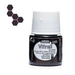 Peinture pour verre Vitrail 45 ml - 19 - Violet rouge