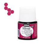 Peinture pour verre Vitrail 45 ml - 31 - Vieux rose