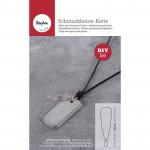 Kit de béton pour bijouterie - collier rectangulaire