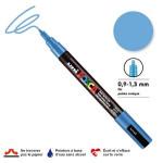 Marqueur PC-3M pointe conique fine - Bleu ciel