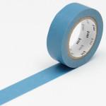 Masking Tape uni Bleu canard