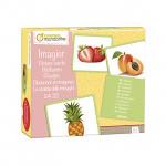 Imagier Fruits 24 cartes
