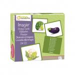 Imagier Légumes 24 cartes