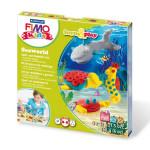 Kit de modelage Form & Play thème Monde marin