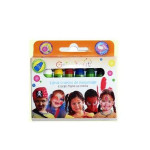Crayon de maquillage 6 couleurs assorties