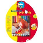 Feutre enfant Be-bè Pochette 8 couleurs + Œuf