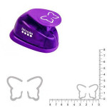 Perforatrice Pop Up - Papillon - 2,5 cm