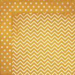 Double Dot Chevron - Papier Maize