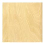 Feuille de papier Bazzill Bois clair 30 x 30 cm