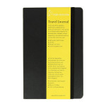 Carnet de croquis Travel Journal 13,5 x 21 cm - 140 g/m² 62 fles