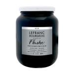 Peinture vinylique extra-fine 750ml Flashe noir