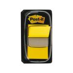 Marque-pages Post'it jaunes