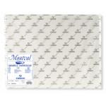 Manipack papier Montval 50 x 65 cm grain fin 300 g/m² - 10 feuilles