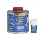 Résine d'inclusion Polyglass 26/71 500 g