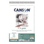 Album de papier C à Grain A5 - 125 g/m² - 30 feuilles
