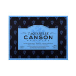 Bloc de papier L'aquarelle Héritage - grain torchon 300 g/m² - 20 feuilles - 26 x 36 cm