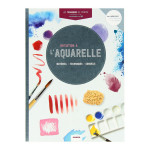 Livre Technique du peintre Initiation à l'aquarelle