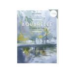 Livre Aquarelle La lumière de l'eau