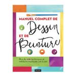 Livre Manuel complet de dessin et de peinture