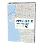 Puzzle plan de Marseille