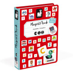 Jeu éducatif Magnéti'book alphabet 142 magnets