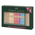Crayon de couleurs Polychromos Trousse 30 crayons + accessoires