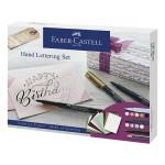 Lettrage créatif set Hand Lettering 12 pièces