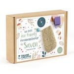 Kit créatif Économiseur de savon en jute