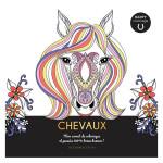 Carnet Happy coloriage Chevaux