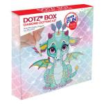 Broderie Diamant kit Dotz Box Enfant débutant Ariel le bébé dragon