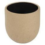 Cache-pot lineart 11,5 x 11,5 x 12 cm