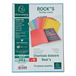 Chemise 220 g/m² Set 10 couleurs
